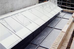 Glass Atrium and Lead