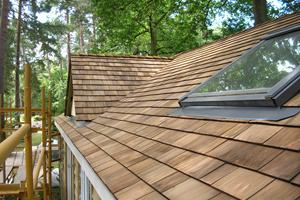 Red Cedar Shingle