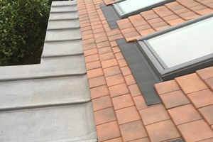 20/20 low pitch tiling and lead roofing