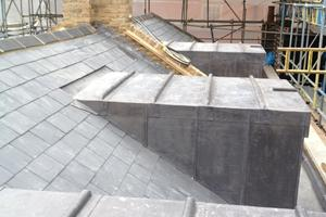 Lead & Welsh Slate ( Perfect combination)