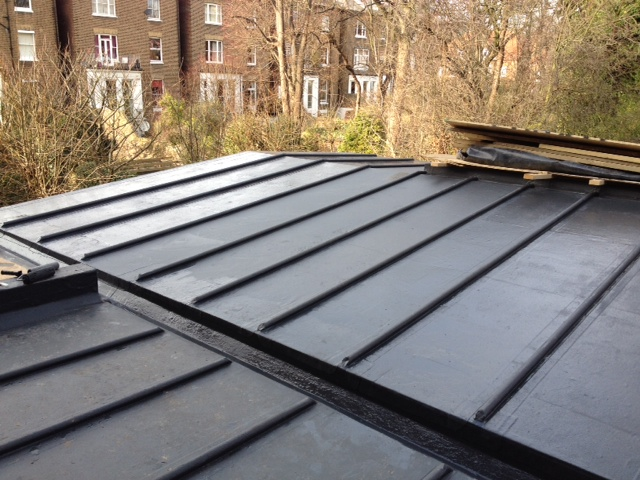 Kemper Roofing Lead Detail Also Available In Zinc