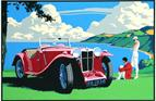 1934 MG PA