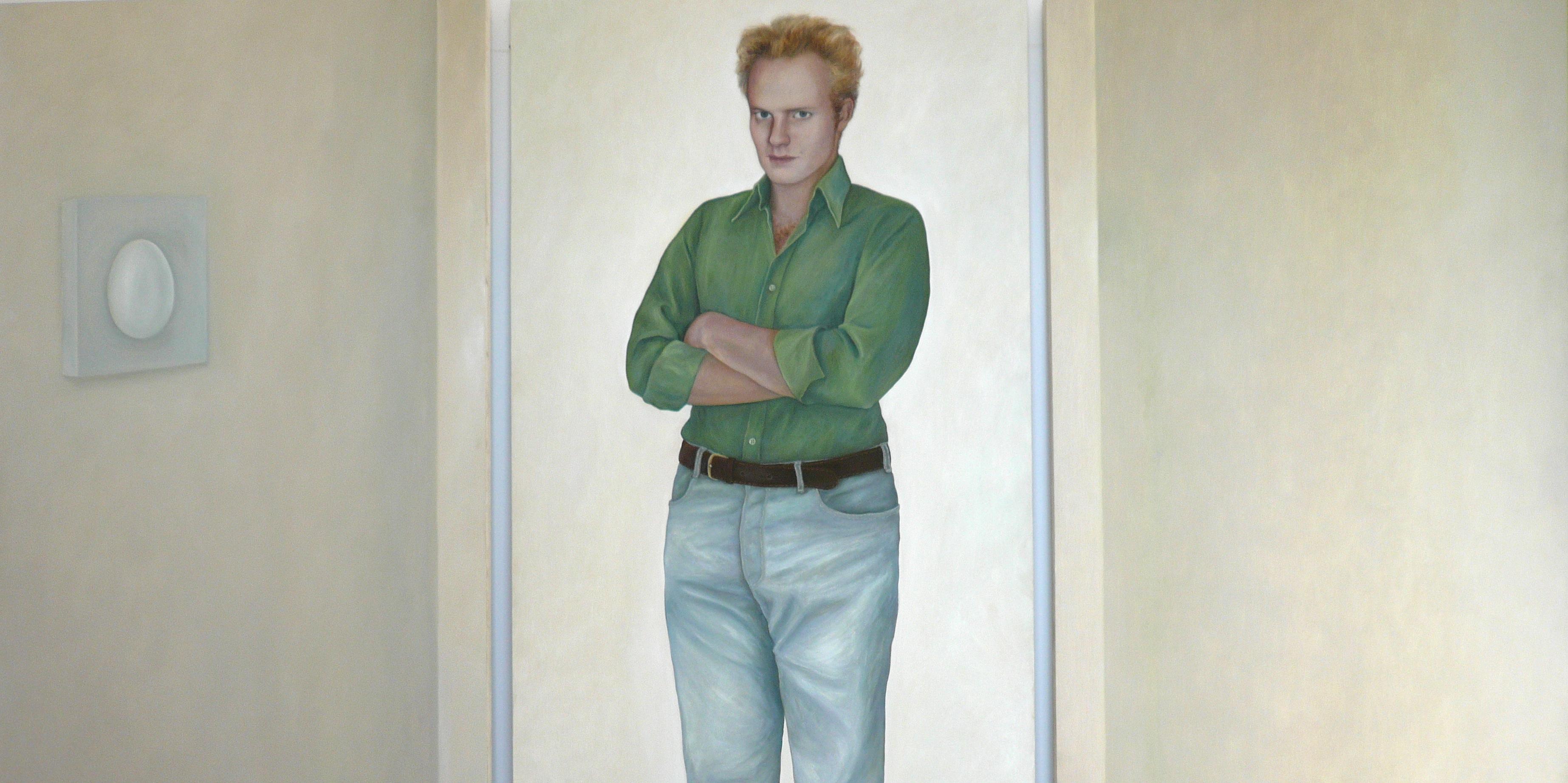 Joshua Compston triptych Nicola Green
