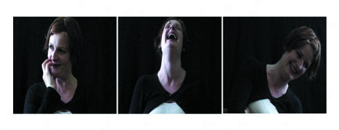 Laughing Portrait Sequence - Helen 2003