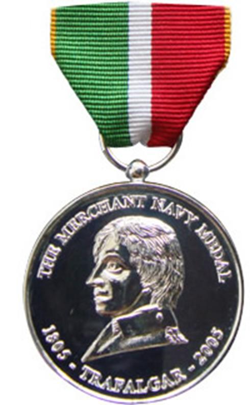merchant navy medal   merchant navy welfare board