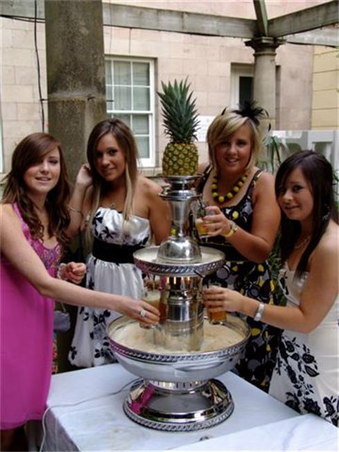 Pimms Fountain