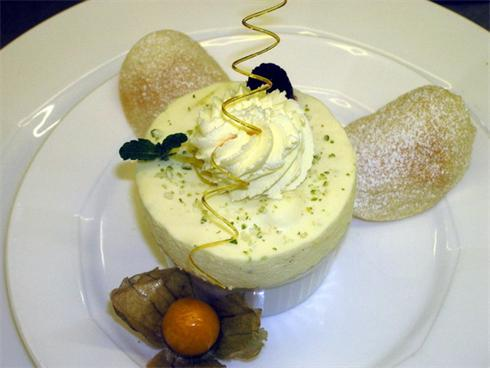 Lemon Cream Dessert