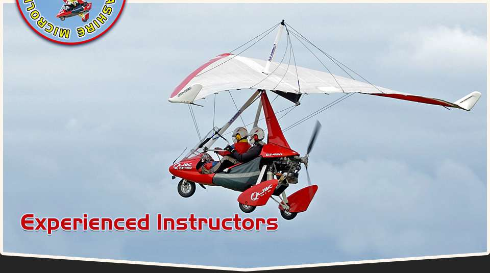 Welcome To West Lancashire Microlight School : WLMS