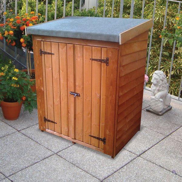 Overlap Clutterbox : Elford Sheds