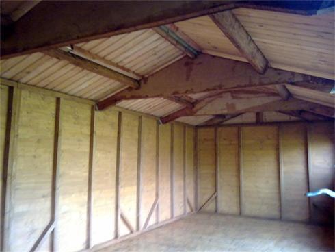 Garages Workshops And Summer Houses Elford Sheds