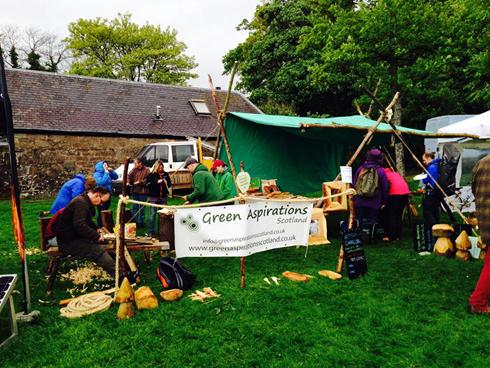 Wood workshops and craft events