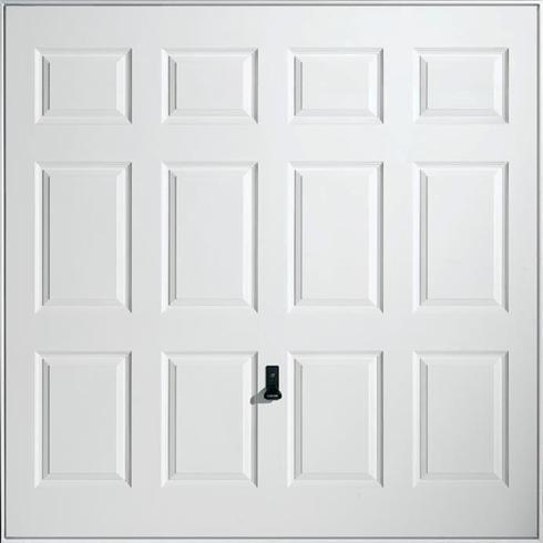 GRP Up & Over Doors : The Garage Door Company
