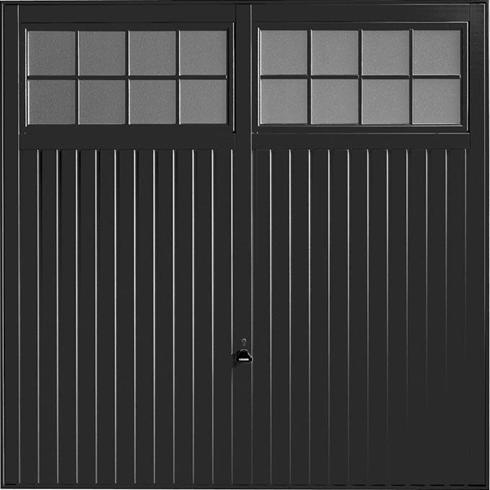 Steel Up & Over Doors : The Garage Door Company