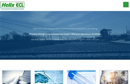 Helix  - website design by Toolkit Websites, Southampton