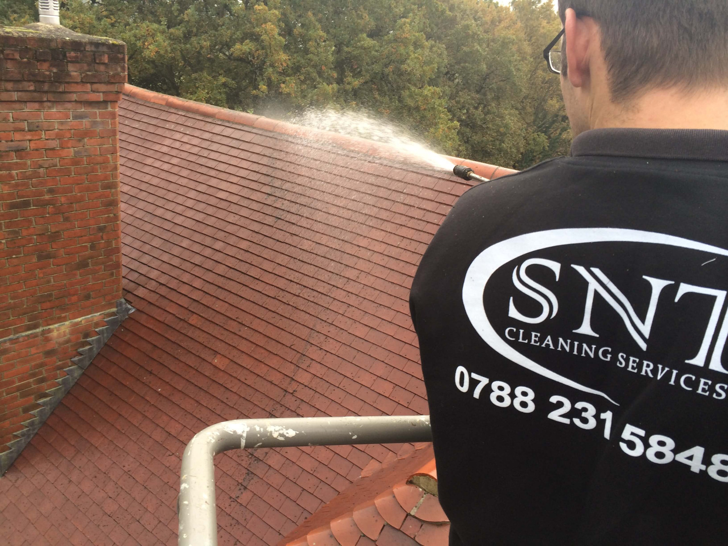 New Pressure Washing Snt Cleaning Services