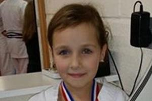 Laynie Carder Student of the Month December 2014