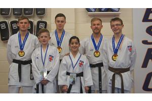 Competitors who competed at the European Karate Championships 2013 (WUKF)