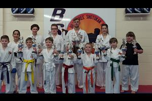 BSKC Champions from the Essex Karate Open 8/2/2015