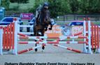 Tess 6th at Hartpury.