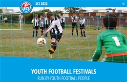 SCI Football Festivals - Football website design by Toolkit Websites, Southampton
