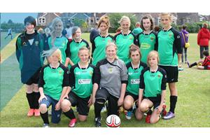 Girls Football Tournaments