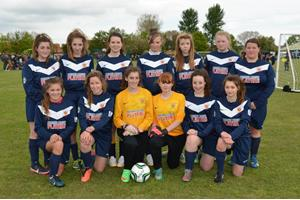 Girls Football @ Great Yarmouth