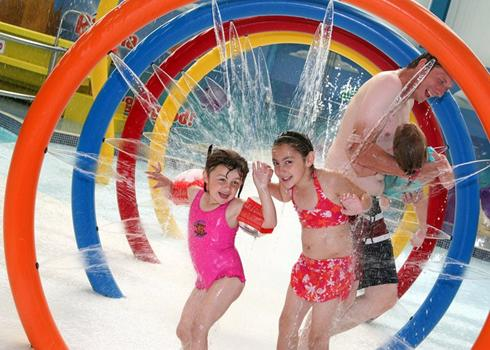 Indoor Pool Fun