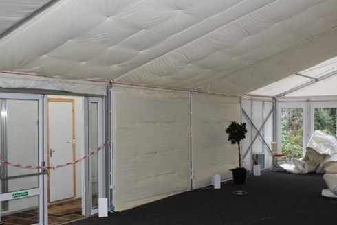 Acoustics & Acoustic Linings - Manufacture Supply u0026 Hire Of Marquee Acoustic ...