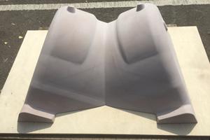 Wheelarch liner vacuum forming ureol tool