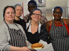 Mosaic Clubhouse Cafe, co production, mental health recovery
