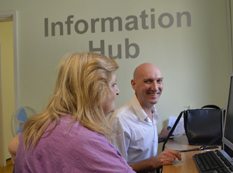 Mosaic Clubhouse Information hub, Mental Health advice Lambeth,