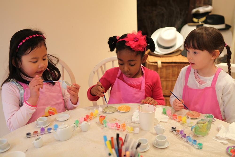 Childrens Tea Parties Betty Blythe - Childrens birthday party etiquette uk