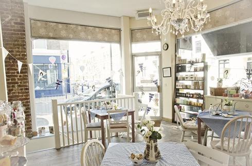 Betty Blythe Tea Room