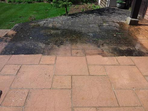 Driveway patio cleaning 1st choice mobile valeting for First choice mobile site