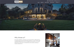 Roger Ward -  Web Design by Toolkit Websites