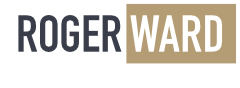 Roger Ward Building Ltd 1983 Logo