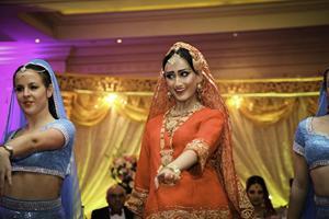 English Bollywood Dance Troop