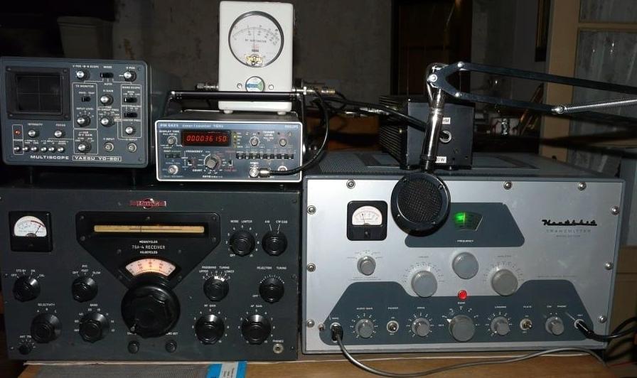 News : Vintage & Military Amateur Radio Society