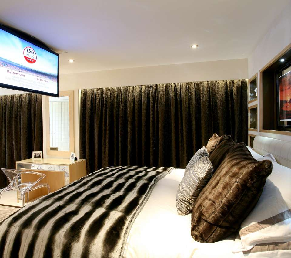 modern interior design in Lancashire