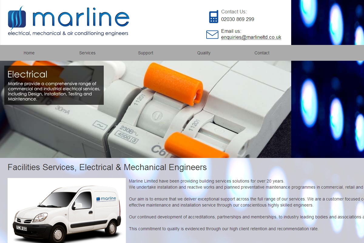 Quality Marline Limited Niceic Type Wiring Codes