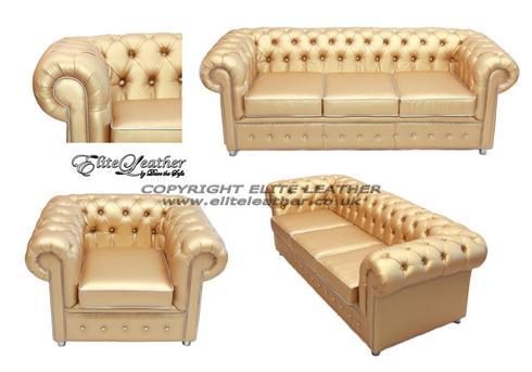 Sofas Elite Leather