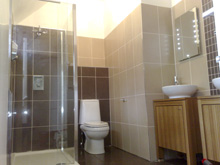 Bathroom installation in Hertfordshire