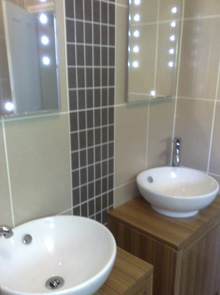 Bathroom installer in Cheshunt
