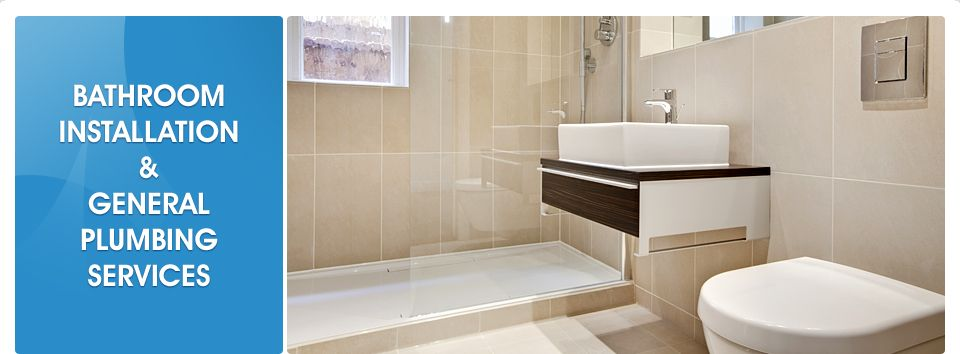 Plumbing services in Hertford