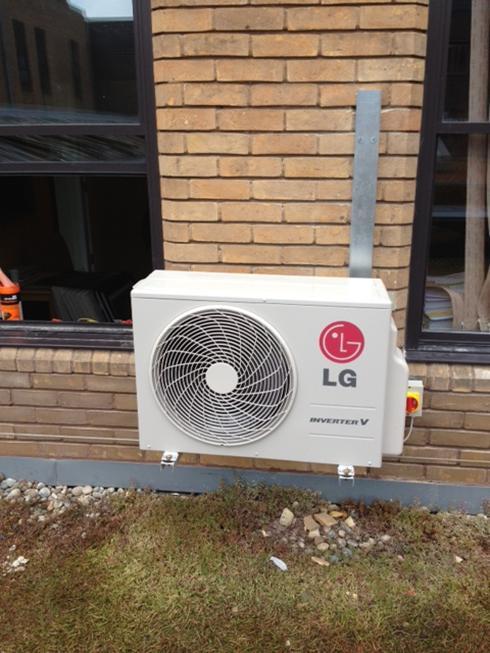 Domestic : UKCS (UK cooling solutions)