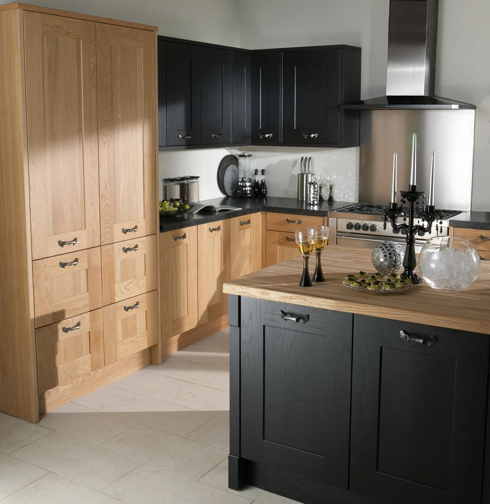 Black Kitchen Images: New_Kitchen Styles : Hi-Line Kitchens