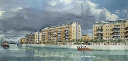 Locks Wharf