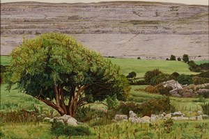 Greim Chaili, the Burren 620 x 460mm