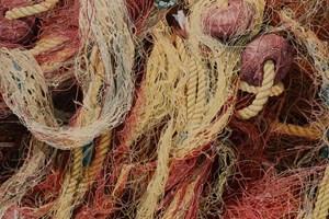 Nets I   840 x 560mm