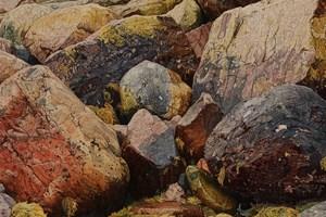 Rocks Gairloch  SOLD